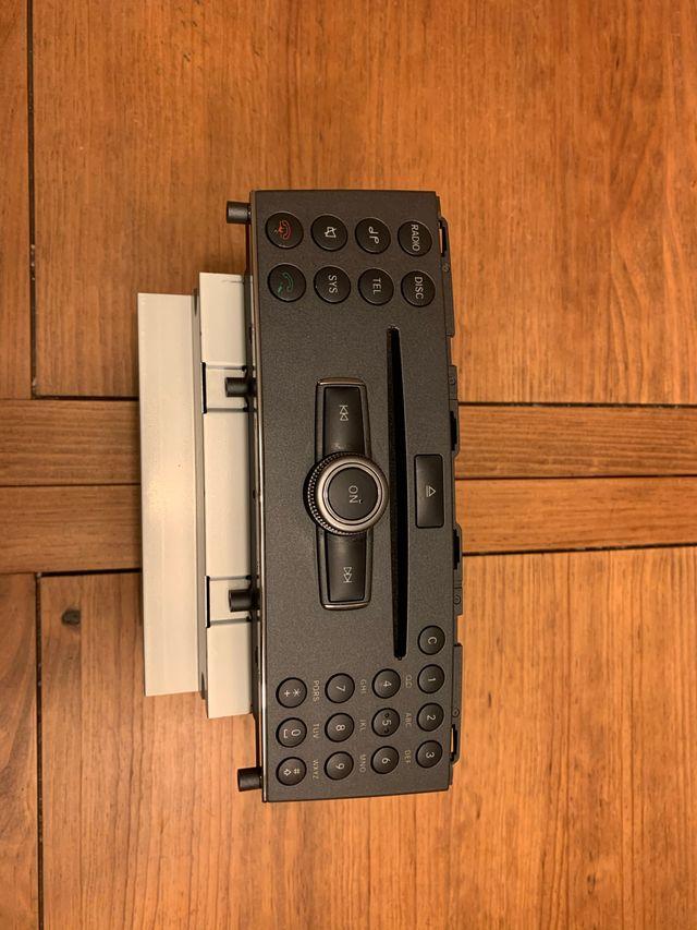 Radio Original Mercedes C200