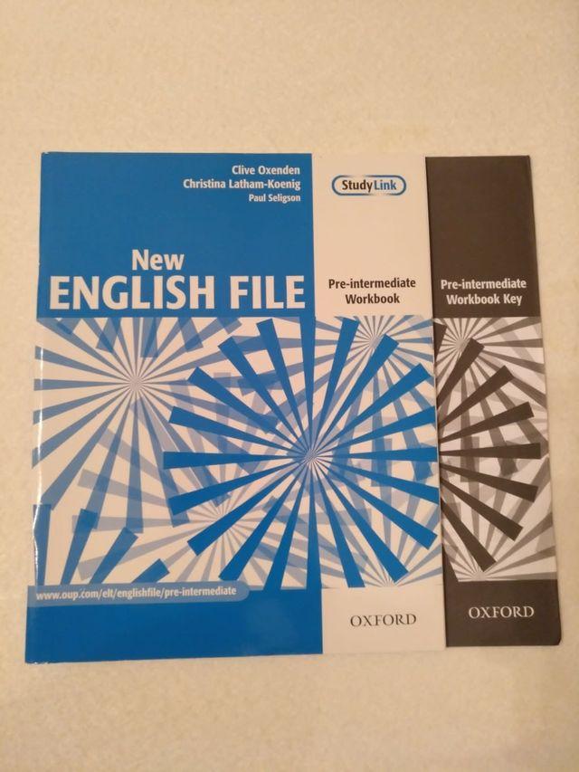 Libro Inglés Pre-Intermedate Student's Book
