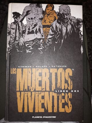 libro The Walking Dead