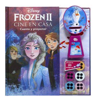 Frozen 2 Cine en Casa. Cuentoy Proyector