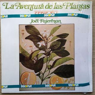 Disco de Vinilo Joel Fajerman La aventura de las