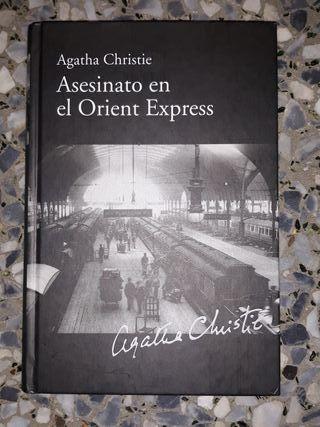 libro asesinato en el oriente expres