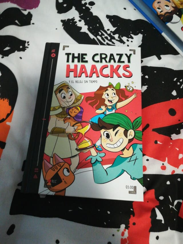 Libro The Crazy Haacks 3