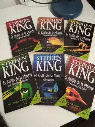 El Pasillo de la Muerte - Stephen King