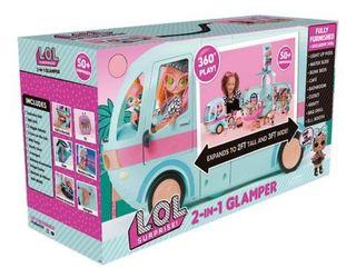 LOL Surprise - Glamper Van / caravana