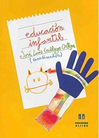José Luis gallego educación infantil
