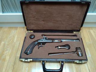 pistola para coleccionismo