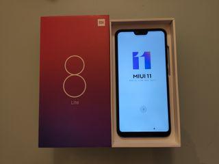 Móvil Xiaomi Mi 8 Lite casi NUEVO (IMPECABLE)LIBRE
