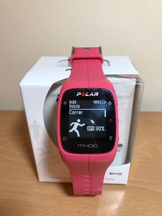Reloj GPS POLAR M400 con pulsómetro bluetooth
