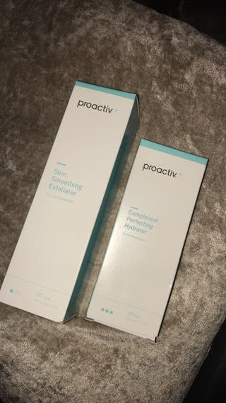 proactive skin care