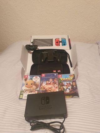 FULL Nintendo Switch Bundle