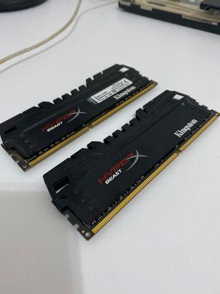 Kingston HyperX Beast DDR3 16GB