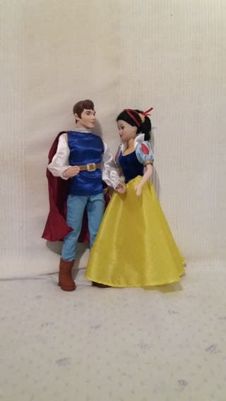 Blancanieves y Príncipe