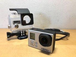 GoPro Hero 3+ Silver edition