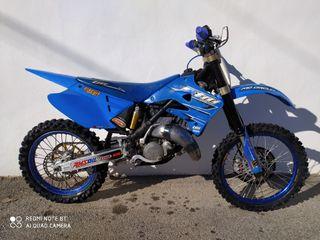 TM RACING MX125