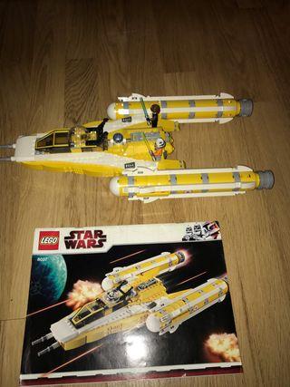 LEGO Star Wars 8037 Anakin.s Y-Wing Fighter