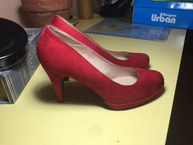 Zapatos de tacón número 39