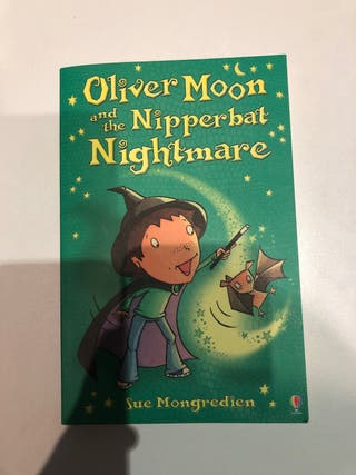 oliver mono and the nipperbat nightmare