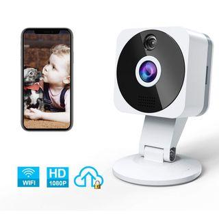 Camara Vigilancia WiFi Interior HD 1080P NUEVA