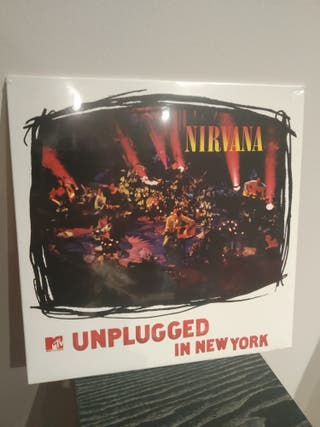 disco vinilo Nirvana