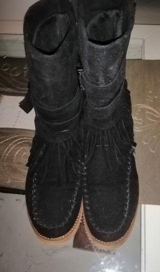 bonitas botas mascanet
