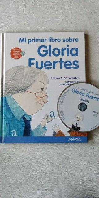 GLORIA FUERTES. Libro + CD