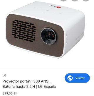 proyector portátil LG 300