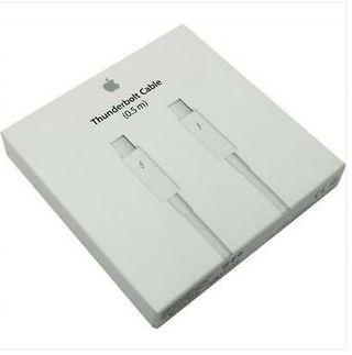 Cable 0,5m Thunderbolt Apple NUEVO