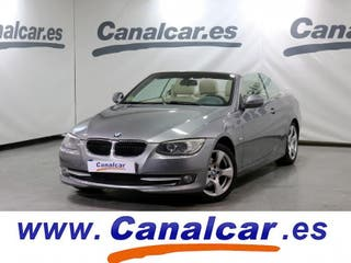 BMW 320 d Cabrio 184CV