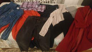 Pack 9 vêtements Taille 36-38