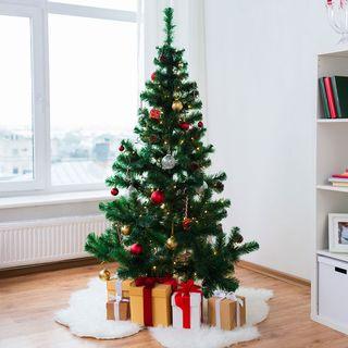 ENVÍO GRATIS Árbol de Navidad con adornos Navideño