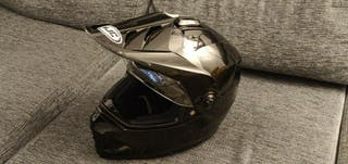 casco moto hjc trail enduro quad