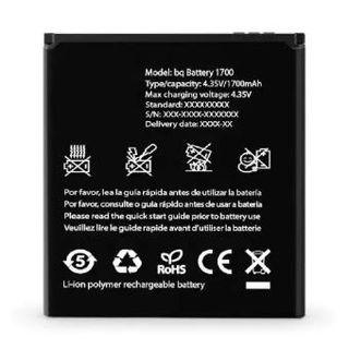 Batería para móvil BQ Aquaris E4