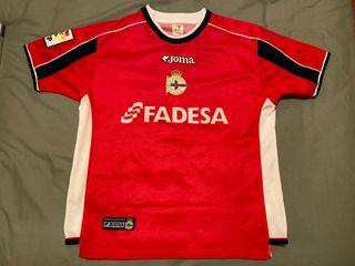 02 - 03 Deportivo de La Coruña Talla S