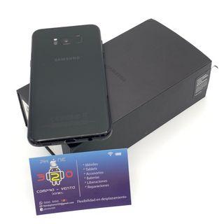SAMSUNG GALAXY S8 PLUS 64GB ORIGINAL FACTURA LIBRE
