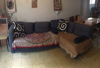 REGALO Sofá cama en forma de L