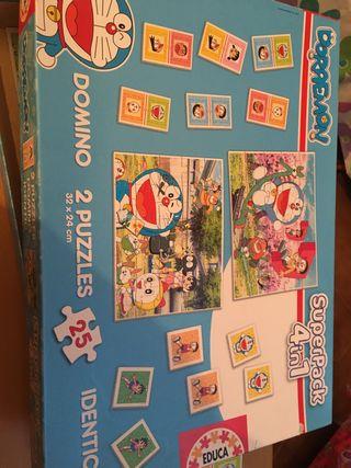 Superpack Doraemon