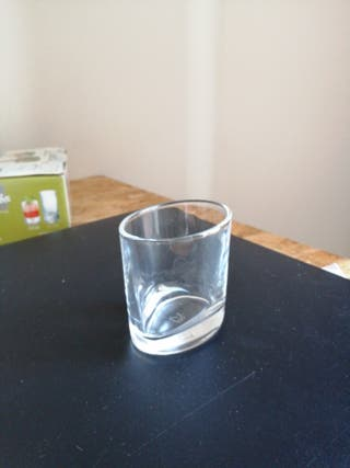 6 vasos para servir aperitivos