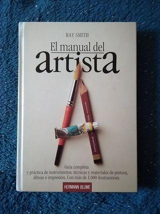 libro EL MANUAL DEL ARTISTA