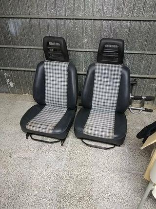 asientos furgoneta Fiat Ducato