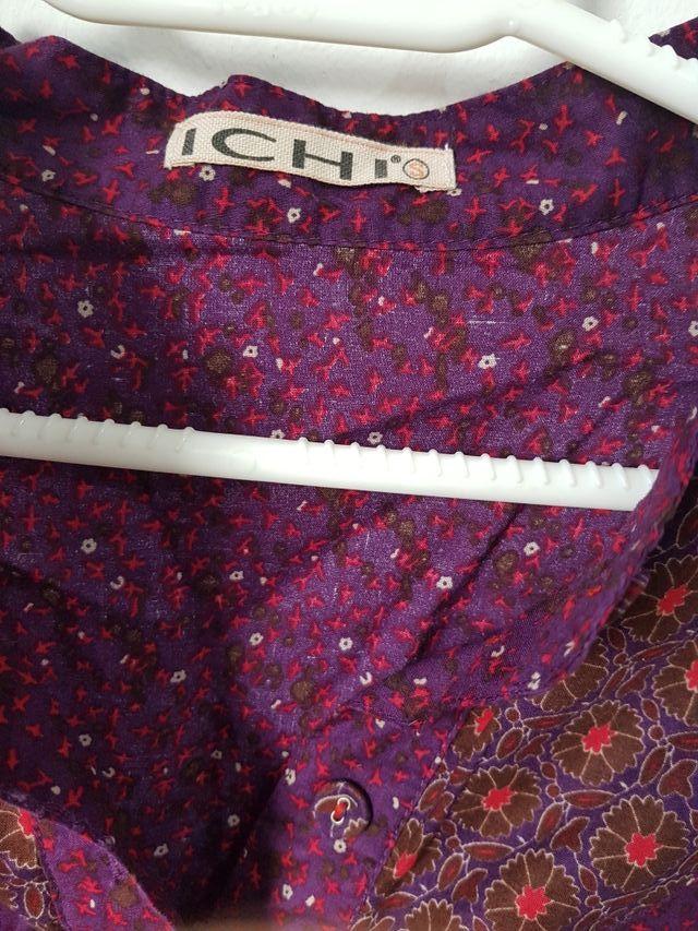 Vestido camisero marca Ichi talla S