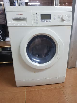 lavadora secadora bosch de 6kg
