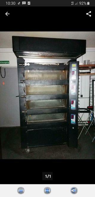 horno modular panaderia