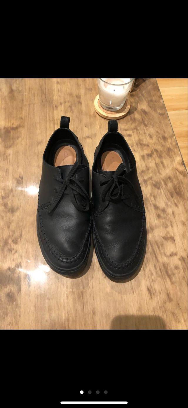 Zapatos clarks talla 41'5