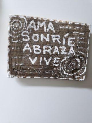 IMÁN DE MADERA
