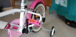 Bicicleta Niños Casi Nueva 14 Pulgadas