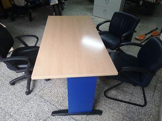 mesa de trabajo sillas oficina despacho