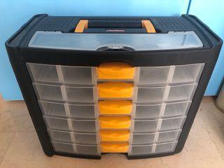 Caja organizador herramientas Plastiken