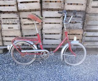 Bicicleta infantil Rabasa derbi REF_V026