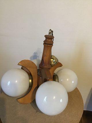 Lámpara para salón de los años 90